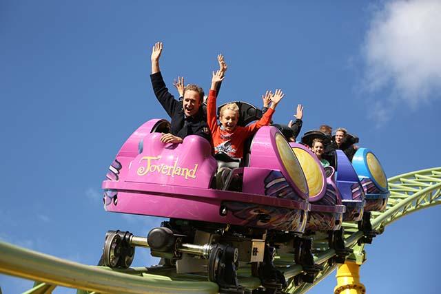 Acht Nieuwe Attracties In Attractiepark Toverland Limburg Today